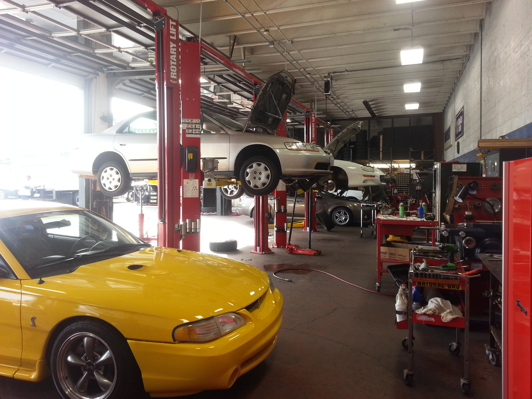 Car Repairs In Folsom Ca